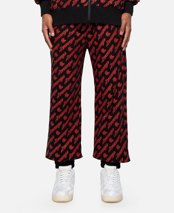 Repeat Trackpant (Red)