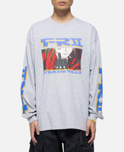 The Finger L/S T-Shirt (Grey)
