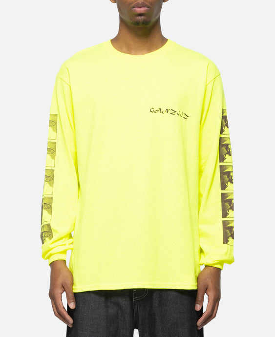 Ganziiz' L/S T-Shirt (Yellow)