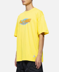 Slogan T-Shirt (Yellow)
