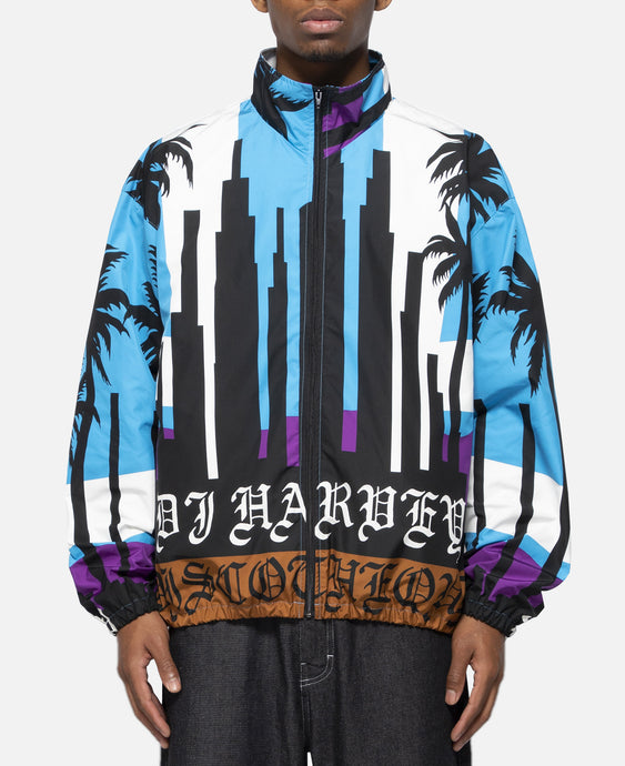 DJ Harvey / Track Jacket (Blue)