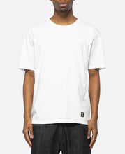 Timlehi Standard Crew Neck T-Shirt Type-1 (White)