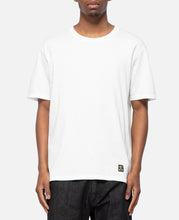 Standard Crew Neck T-Shirt Type-11 (White)
