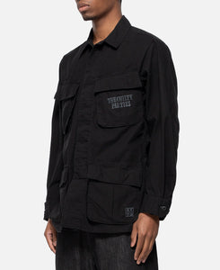 Fatigue Jacket Type-2 (Black)