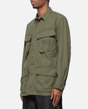 Tim Lehi / Fatigue Jacket (Khaki)