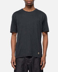 Standard Crew Neck T-Shirt Type-7 (Black)