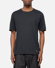 Timlehi Standard Crew Neck T-Shirt Type-2 (Black)