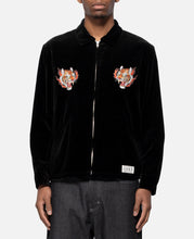 Tim Lehi / Vietnam Jacket Type-1 (Black)