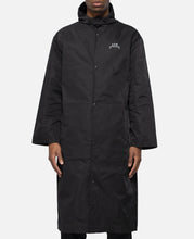 Core Rubberised Coat (Black)