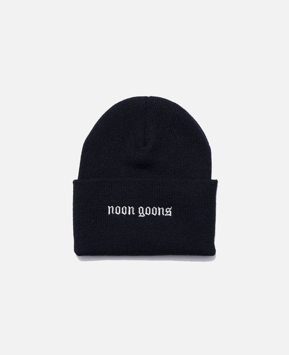 Schiridge Beanie (Black)