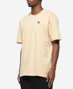 Baseliner Heavyweight T-Shirt (Beige)