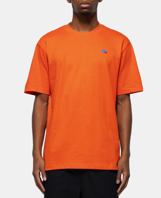 Baseliner Heavyweight T-Shirt (Orange)