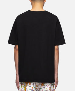 Oaf Smiley Crucifix S/S T-Shirt (Black)