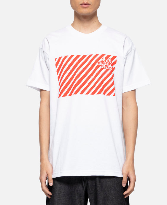 Warning T-Shirt (White)