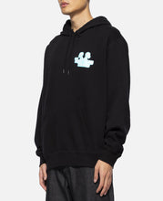 Double Header Skeleton Pullover Hoodie (Black)