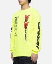 Duck Rock L/S T-Shirts (Green)