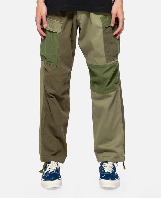 Cargo Pants (Olive)