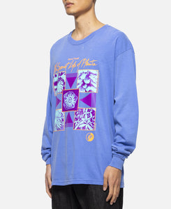 Secret Life Of Plants L/S T-Shirt (Blue)