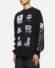 Level Up L/S T-Shirt (Black)