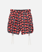 6 Pockets Shorts (Red)