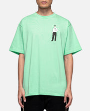 CLOT Office Man T-Shirt (Green)