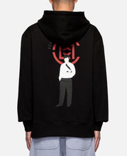 CLOT Office Man Hoodie (Black)