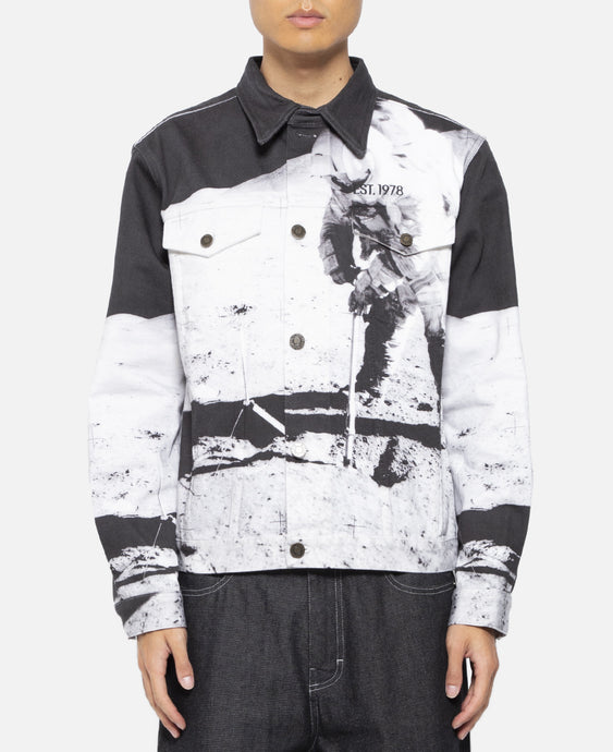 Moon Landings Trucker Jacket