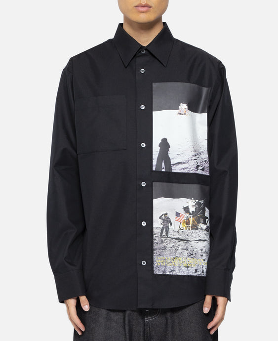 Moon Landings L/S Shirt