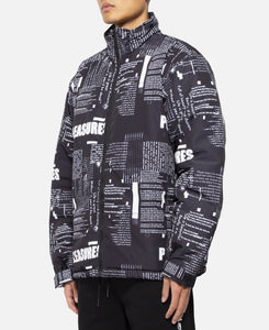 Poems Puffer Jacket