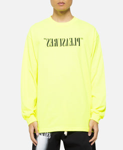 Flipped Logo Long Sleeve T-Shirt