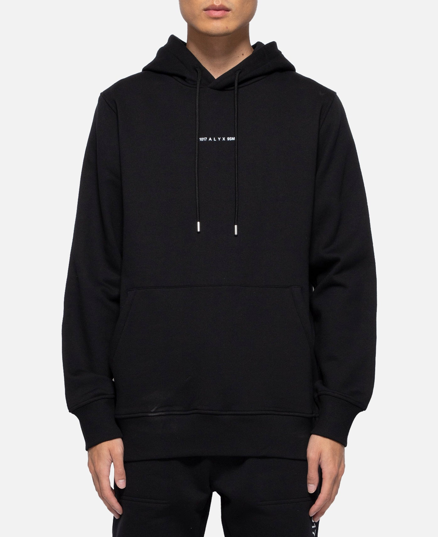 Hooded Sweatshirt Visual (Black)