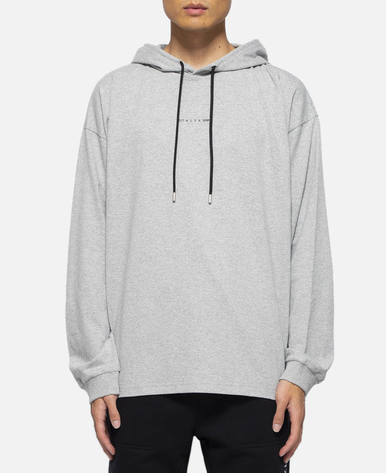 Hooded T-Shirt Visual (Grey)