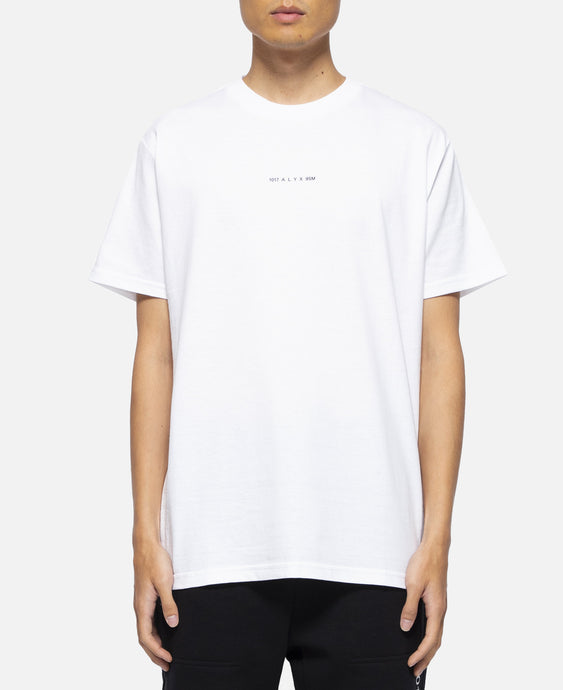S/S T-Shirt Visual (White)