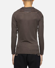 Nike L/S T-Shirt Dye (Brown)