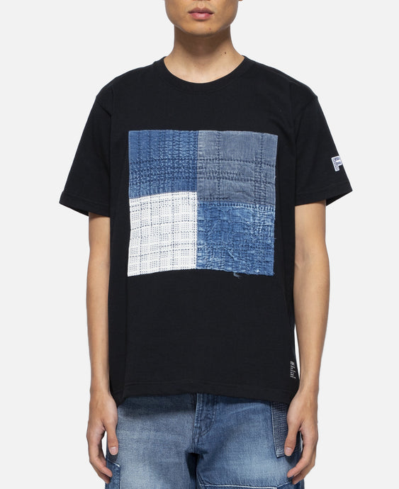 Boro Patchwork T-Shirt