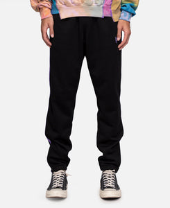 S.L. Zipped Pant - Pe/C Jersey (Black)