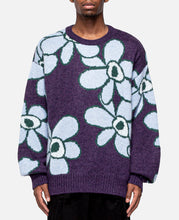 Dr. Octagon Knitted Jumper (Purple)