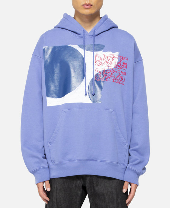 New Fabric Hoodie (Purple)