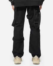Logo Bondage Pants (Black)
