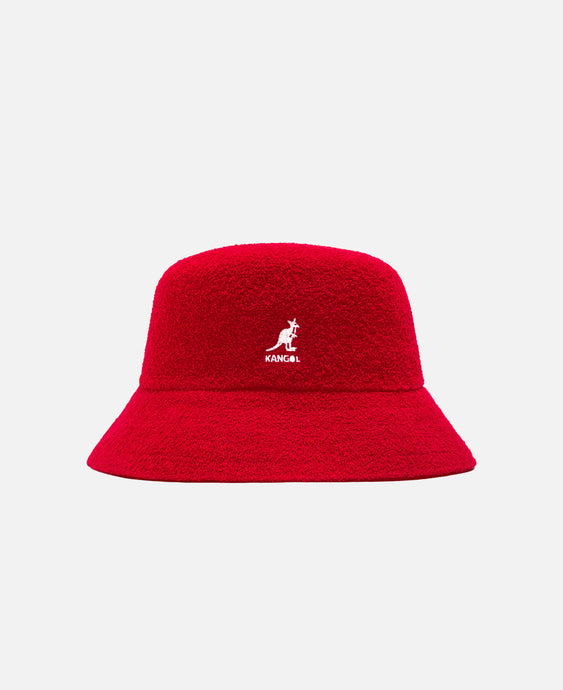 Bermuda Bucket Hat (Red)