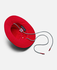 Utility Cords Jungle Hat (Red)