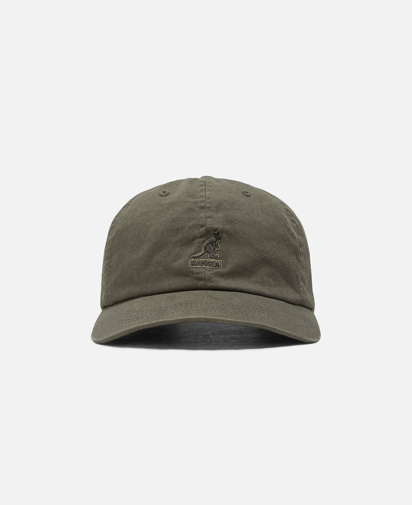 Washed Baseball Cap (Khaki)