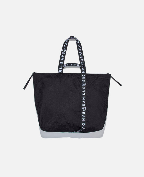 3 Way Tote By Ramidus (Black)