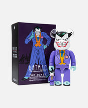 Be@rbrick Joker (Batman The Animated Series Version) 100% & 400% Set (Multi)
