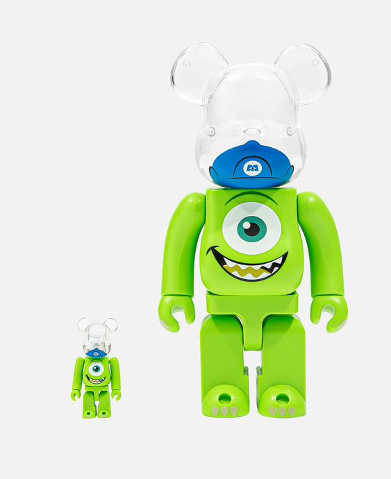 Be@rbrick Mike 100% & 400% Set (Green)
