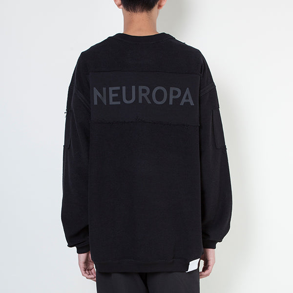 CREWNECK REVERSED NEUROPA