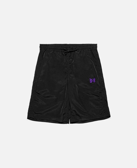 Poly Cloth Basketball Shorts (Black)
