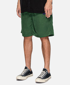 Poly Cloth Basketball Shorts (Green)