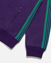 Poly Smooth Track Jacket (Purple)