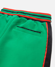"""Why Not?"" Track Pants (Green)"